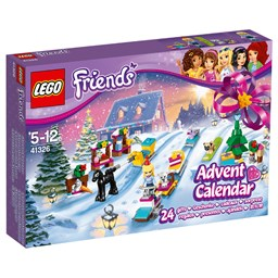Bild von Lego Friends 41326 Adventskalender 2017