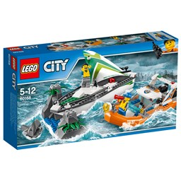 Bild von Lego City 60168 Segelboot in Not