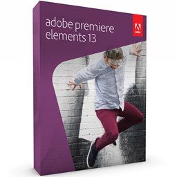Bild von Adobe Premiere Elements 13 (PC/Mac)