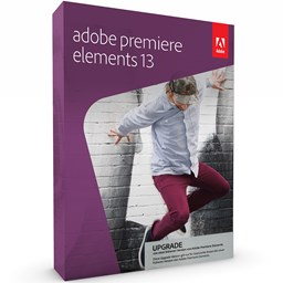 Bild von Adobe Premiere Elements 13 Upgrade (PC/Mac)