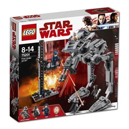 Bild von Lego Star Wars 75201 First Order AT-ST