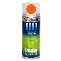 Bild von Dupli-Color Aqua Lackspray Orange 350ml