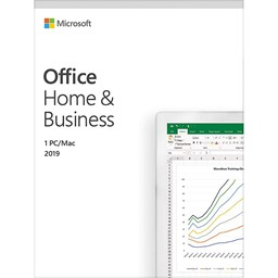 Bild von Microsoft Office 2019 Home & Business, 1 PC, PKC