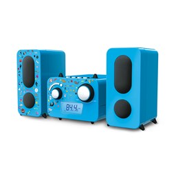 Bild von Bigben - Stereo Music Center MCD11 kids - blue