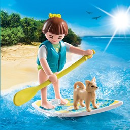 Bild von Playmobil 9354 Special Plus Stand Up Paddling