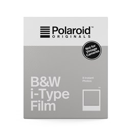 Bild von Polaroid Originals B&W  i-Type Film