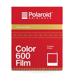 Bild von Polaroid Originals Festive Red i-Type Film