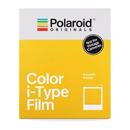Bild von Polaroid Originals Color i-Type Film