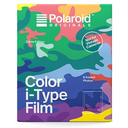 Bild von Polaroid Originals Camo  i-Type Film