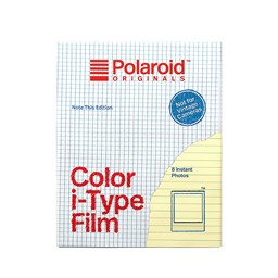 Bild von Polaroid Originals Note This  i-Type Film