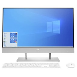 "Bild von HP 24"" All-in-One PC, 24-dp0507,Ryzen 5,8GB,SSD+HD"