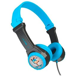 Bild von JLab JBuddies Folding Kids Headphones - blau