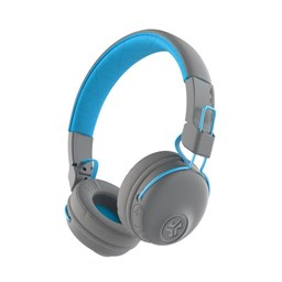 Bild von JLab Studio Wireless On Ear Headphones - blue