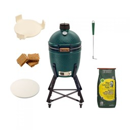 Bild von Big Green Egg Grill Small Starter-Paket