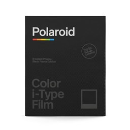 Bild von Polaroid Originals Color i-Type Film, Black Frame