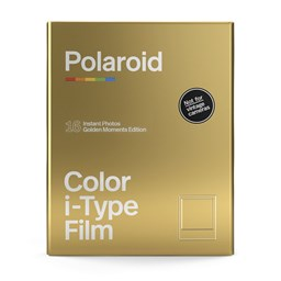 Bild von  Polaroid Originals Golden Moments i-Type Film, 16 Filme