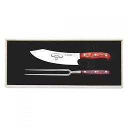 Bild von  Giesser PremiumCut Tranchier-Set No. 1, Red Diamond