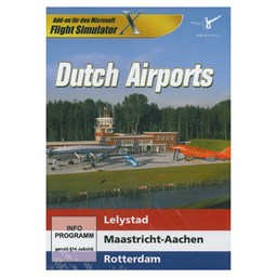 Bild von Dutch Airports (Add-on für MFS X)