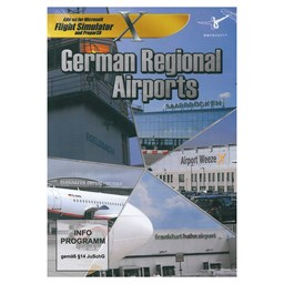 Bild von German Regional Airports  (Add-on für MFS X)