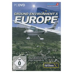 Bild von Ground Environment Europe (Add-on für MFS X)
