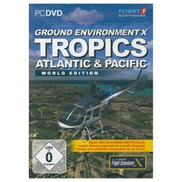 Bild von Ground Environment Tropics Atlantic & Pacific (Add-on für MFS X)