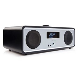 Bild von Ruark R2 MKIII Midnight Black mit Internetradio, DAB+, Bluetooth