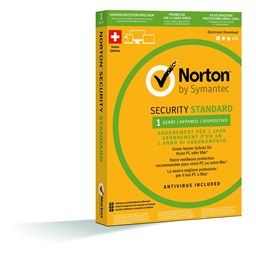 Bild von Norton Security Standard 1 User 1 PC